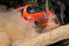 Australian Rally Championships royalty free stock photo