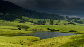 Australian rural scenic Stock Photo