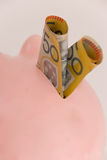 Australian Savings Royalty Free Stock Image