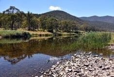 Australian Snowy Mountains in summer. Stock Photography