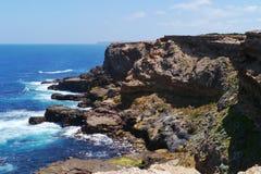The Australian south coast Stock Photo