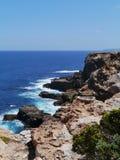 The Australian south coast Royalty Free Stock Photo