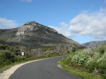 Australian southern coast landscape Stock Images
