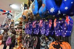 Australian Souvenir shop Royalty Free Stock Images