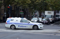 Australian State Police - Victoria Royalty Free Stock Images