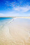 Australian Summer beach sea shore beautiful Stock Photos