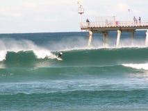 Australian Surfer Stock Photo