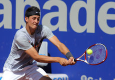 Australian tennis player Bernard Tomic Royalty Free Stock Photography