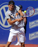 Australian tennis player Bernard Tomic Stock Photography