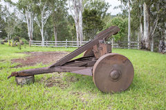 Australian Timber Jinker Stock Photos