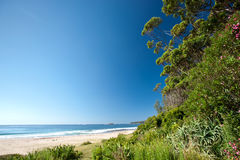 Australian Tropical Beach Stock Photography