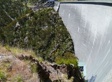 Australian Tumut Pond Dam Stock Images