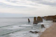 The Australian twelve disciples Royalty Free Stock Photos