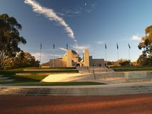 Australian war memorial Stock Image