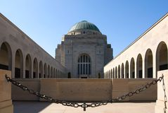 The Australian War Memorial Royalty Free Stock Photos