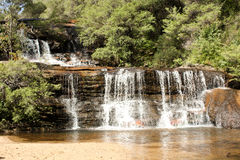 Australian Waterfall Cascades Stock Images