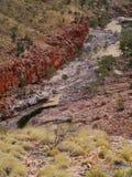 Australian West Mcdonnell ranges Stock Image