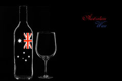 Australian Wine Stock Photo