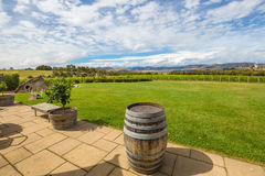 Tasmanian Winery  Royalty Free Stock Image