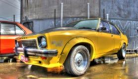 Australiano clásico Holden Torana SLR 5000 de los años 70 Imagen de archivo libre de regalías