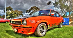Australiano clássico Holden Torana Fotos de Stock Royalty Free