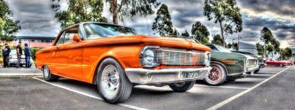 australiano Ford Falcon XP de los años 60 fotografía de archivo
