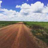 Australiano Outback Fotografie Stock