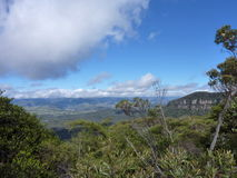 Australias Blue Mountains royalty free stock photos