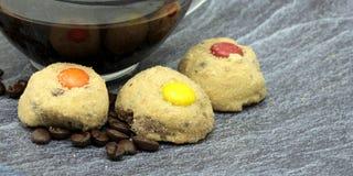 Australias famous cookies. Fresh australias famous cafe cookies stock images