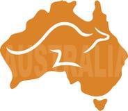 Australie illustration de vecteur