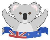Australie bienvenue illustration de vecteur