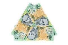 Australie cent dollars Photos libres de droits