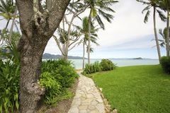Australie d'île de Hayman Photos libres de droits