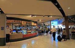 Australie d'aéroport international de Sydney Photo stock