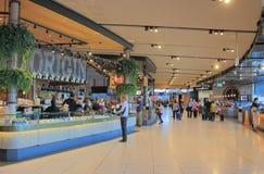 Australie d'aéroport international de Sydney Image libre de droits