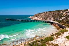 Australie de baie de Stenhouse Images libres de droits