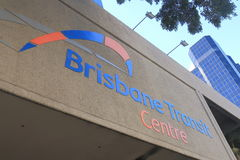 Australie de Brisbane de transport en commun photo stock