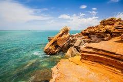 Australie de Broome Images libres de droits