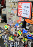 Australie de jouet bourrée par koala Photo stock
