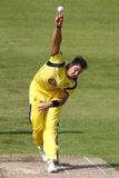 Australie 2012 de l'Angleterre v un 4ème international de jour Images stock