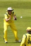 Australie 2012 de l'Angleterre v un 4ème international de jour Photos stock