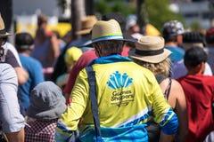 Australie 2018 de la Gold Coast de jeux de Commonwealth images stock