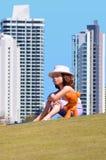 Australie de la Gold Coast Queensland des espaces verts de Southport Broadwater Image libre de droits