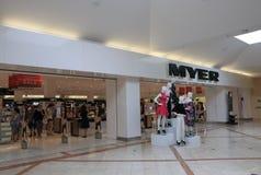 Australie de magasin de Myer Department photos libres de droits