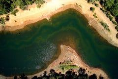 Australie de Perth de rivière images libres de droits