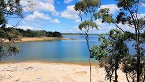 Australie 2 de Tinaroo de lac Image libre de droits