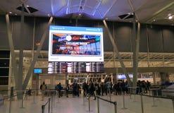 Australie domestique d'aéroport de Sydney Photographie stock libre de droits