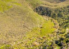 Australie du sud de péninsule de Fleurieu Image stock