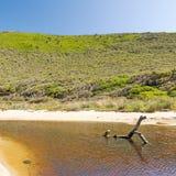 Australie du sud de péninsule de Fleurieu Image libre de droits