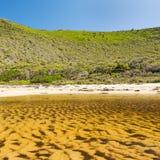 Australie du sud de péninsule de Fleurieu Photo libre de droits